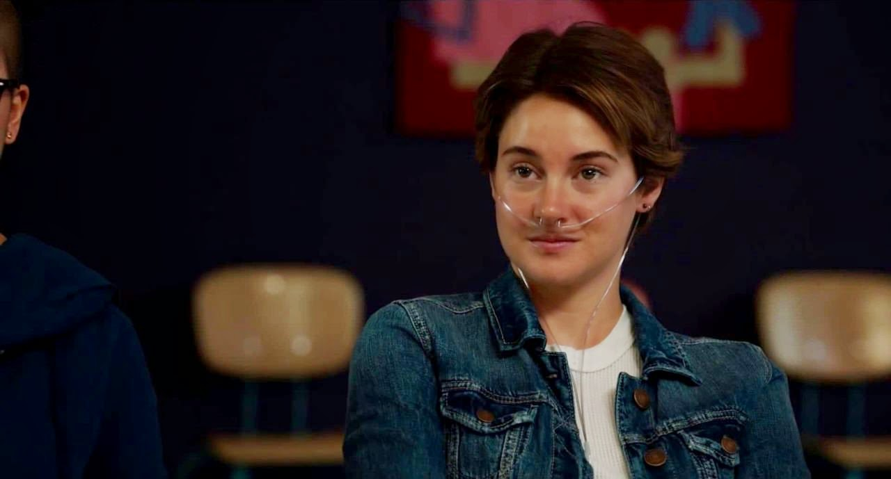 the fault in our stars shailene woodley