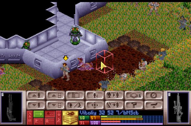 Open Xcom - Waspi Screenshot