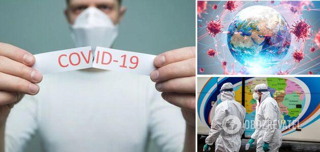 Головний інфекціоніст США спрогнозував закінчення пандемії COVID-19: названо ймовірну дату