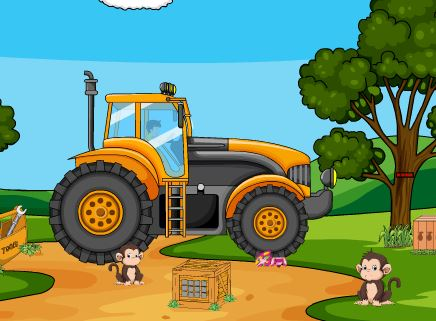 Games2Jolly Giant Tractor…