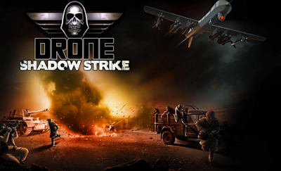 Game Action Terbaik Drone Shadows Strike
