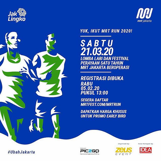 MRT Run 2020