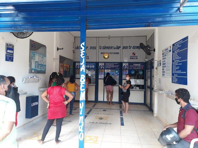 Casa Lotérica não irá funcionar neste sábado em Mojui dos Campos
