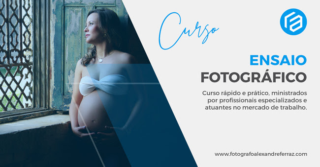 Curso - Ensaio Fotográfico