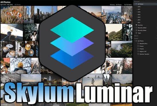 Luminar for Windows تحميل برنامج لاميانر للويندوز لعديل علي الصور