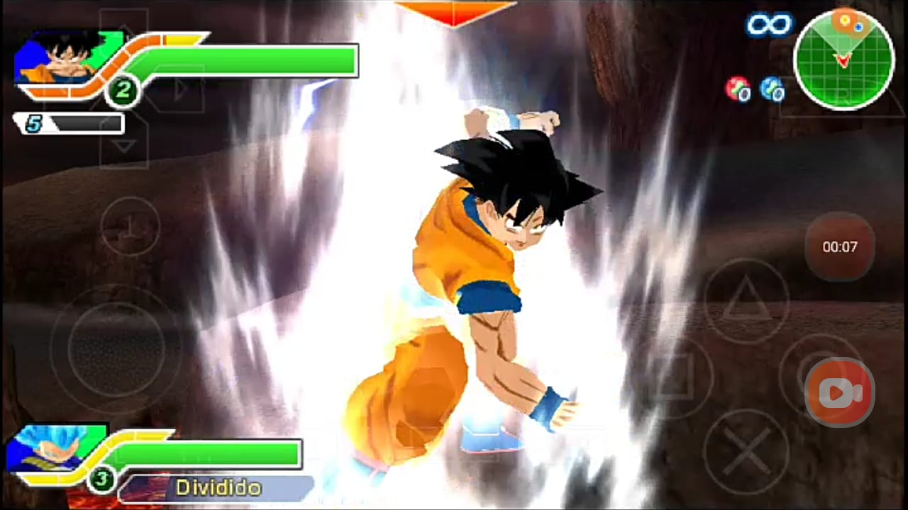 download game ppsspp dragon ball ttt mod super