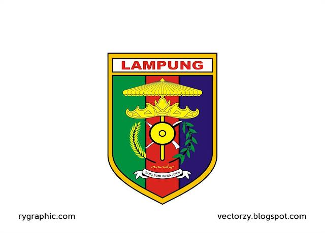 Logo Provinsi Lampung Vektor CDR CorelDraw