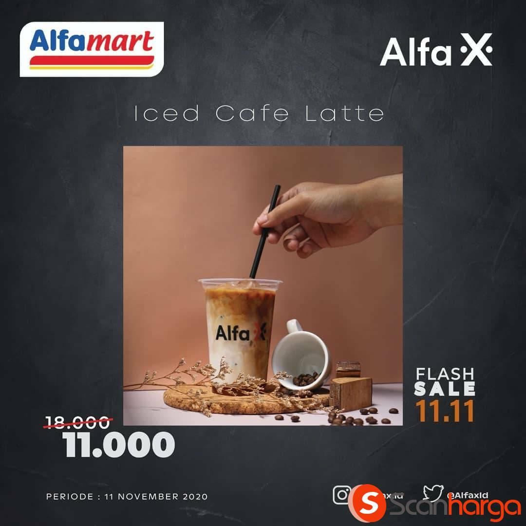 Alfamart / Alfa X Promo Flash Sale 11.11 – Best Offer mulai Rp 11.000 atau pilih Beli 1 Gratis 1