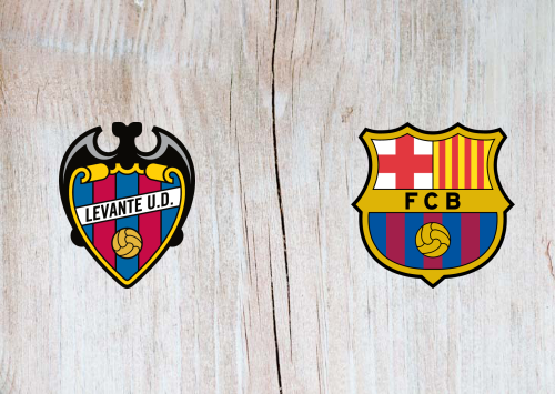 Levante vs Barcelona -Highlights 11 May 2021