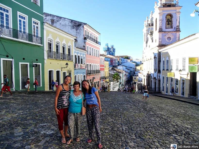 O que fazer no Pelourinho, Salvador (Bahia) - Largo do Pelourinho