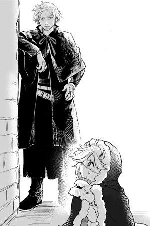 Taimashi to Akuma-chan Manga