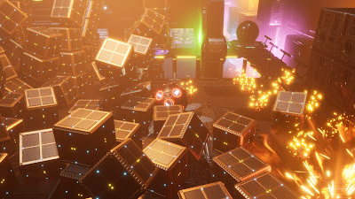 Technosphere Reload Game Screenshot 1
