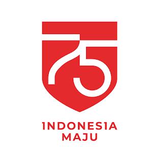 Tema dan Logo HUT RI Ke - 75 Tahun 2020