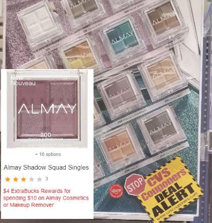 free almay cvs couponers deal