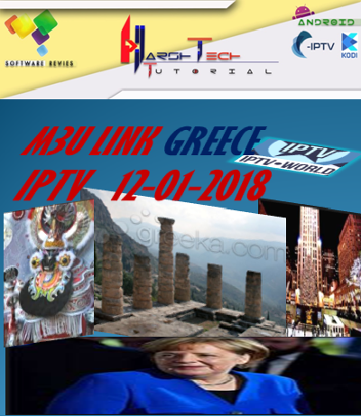 DOWNLOAD AND YOU CAN WATCH FREE GREECE TV M3U LINK CHANNEL ON DEVICE'S SMART TV,PC,VLC,KODI,ALL ANDROID DEVICE'S.