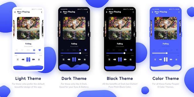 Nyx Music Player v2.0.3 Pro APK