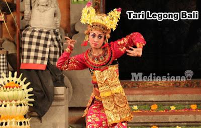 Tari Legong Bali