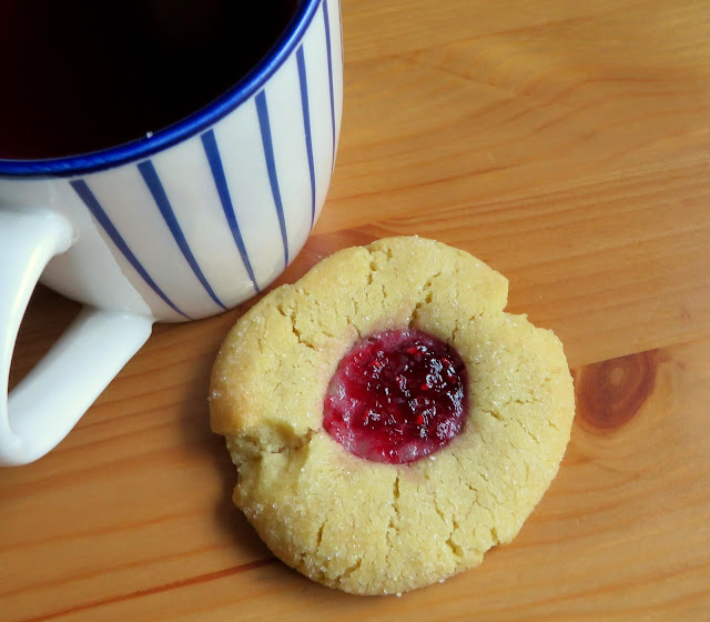 Soft and Chewy Jam & Sugar Cookies