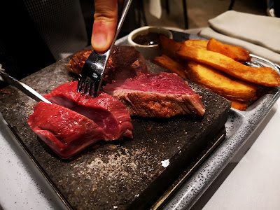 Stonegrill 250g 36 Degrees South Eye Fillet $41