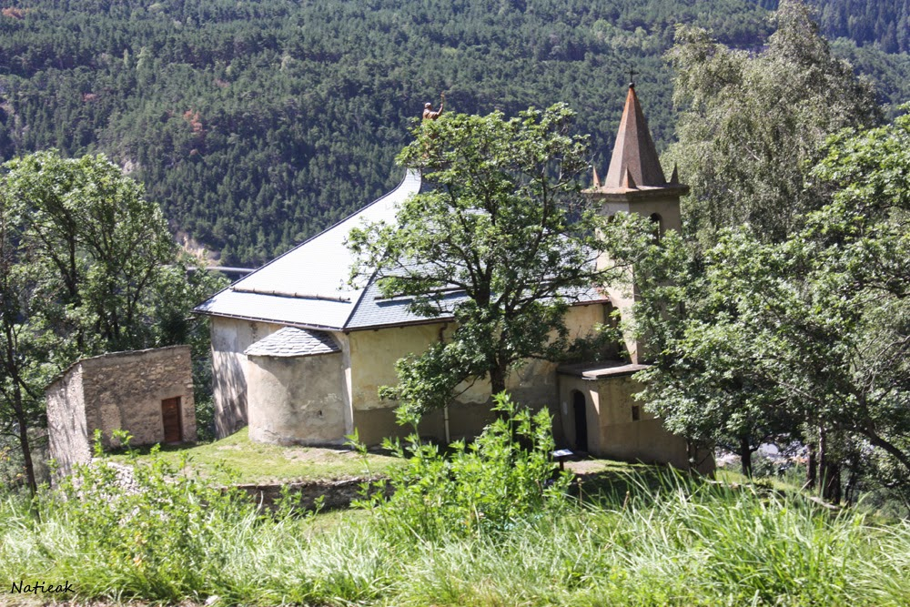 Chapelle Saint-Benoit