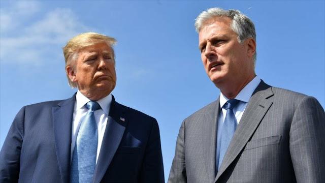 Trump nomina asesor de Seguridad Nacional a negociador de rehenes