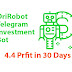 Oriro Telegram Bot OriRobot Telegram Investment Bot