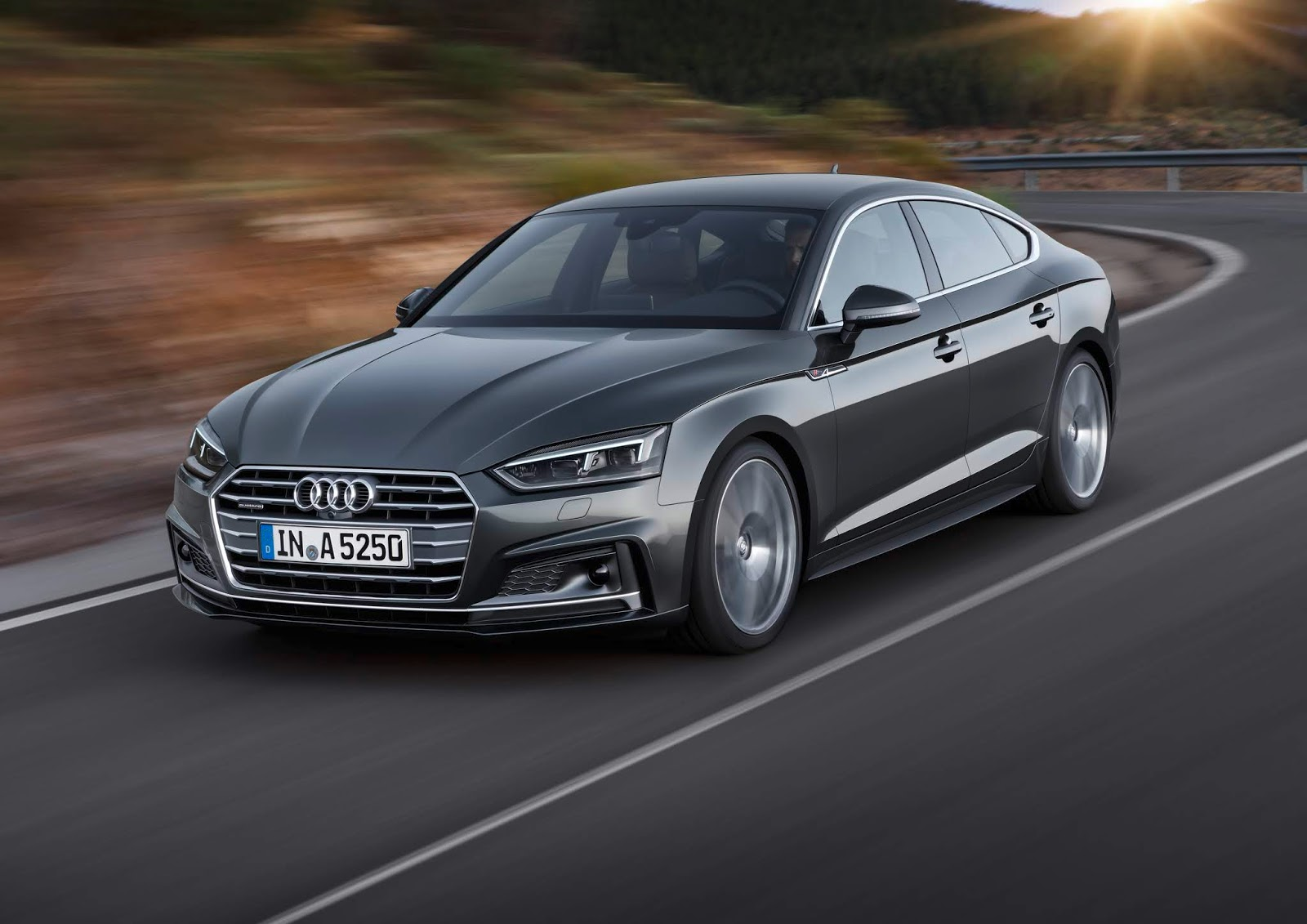 Motoring Malaysia The 2019 Audi A5 Sportback Has Been Launched A5