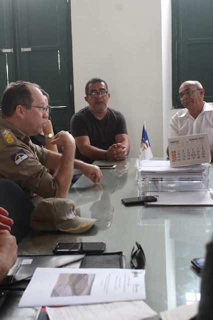 Prefeitura comanda força-tarefa para atuar nas áreas atingidas pelas chuvas