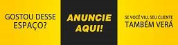 Seu Banner Aqui por R$ 25,00 - 30 Dias