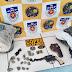 Acusado de porte ilegal de arma, tráfico de drogas e receptação é preso pela COPES em Piranhas