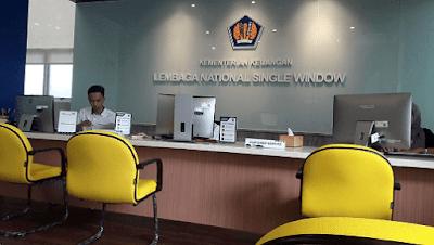 Gamabar Kantor INSW-Indonesia Kantor Pooratl Pengguna Jasa INSW Di Jalan Pramuka Jakarta