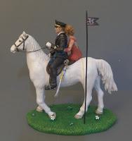 statuine sposini matrimonio lombardia uniforme gala cavallo bianco orme magiche