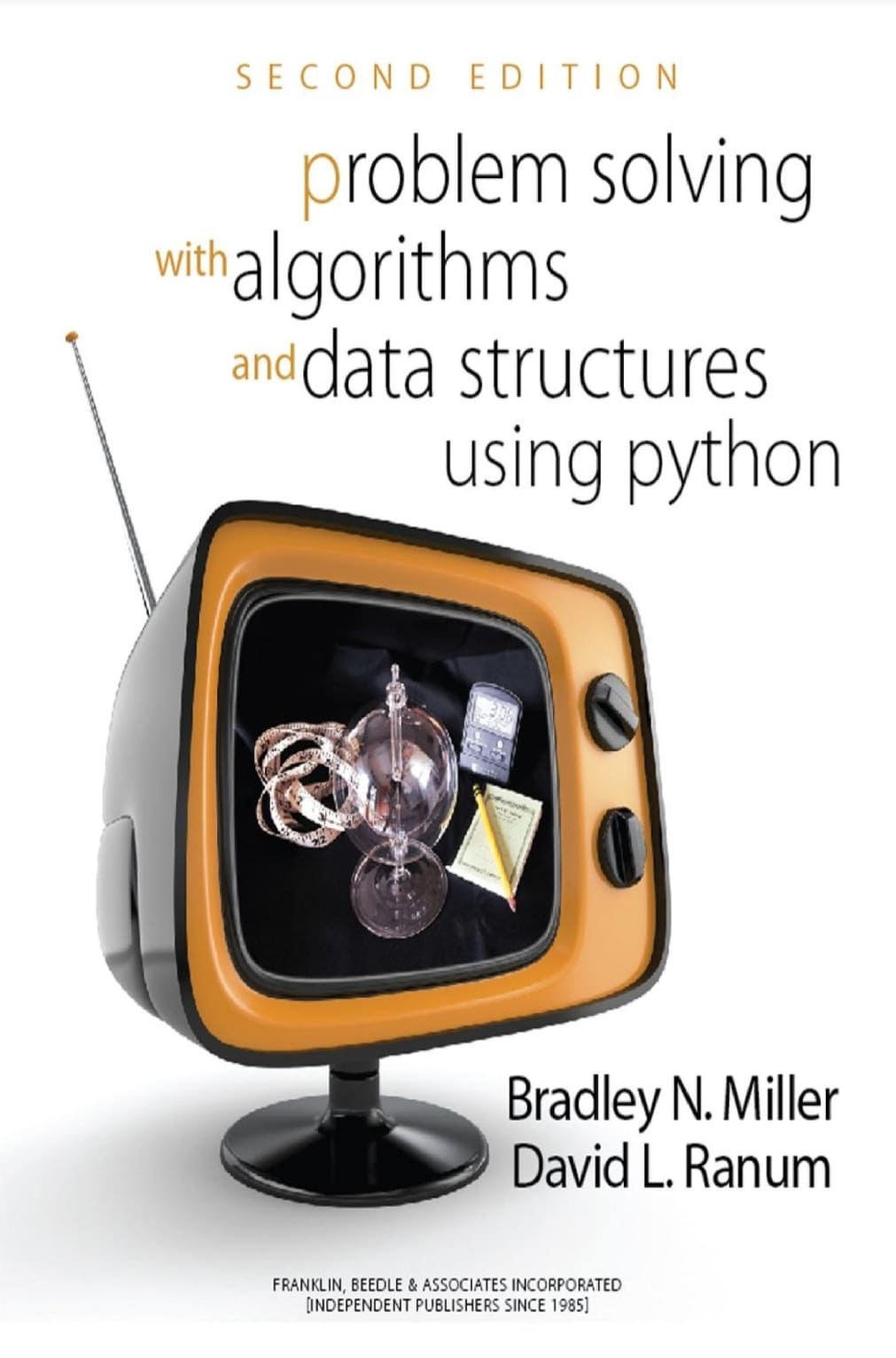 Problem Solving with Algorithms and Data Structures using Python Pdf