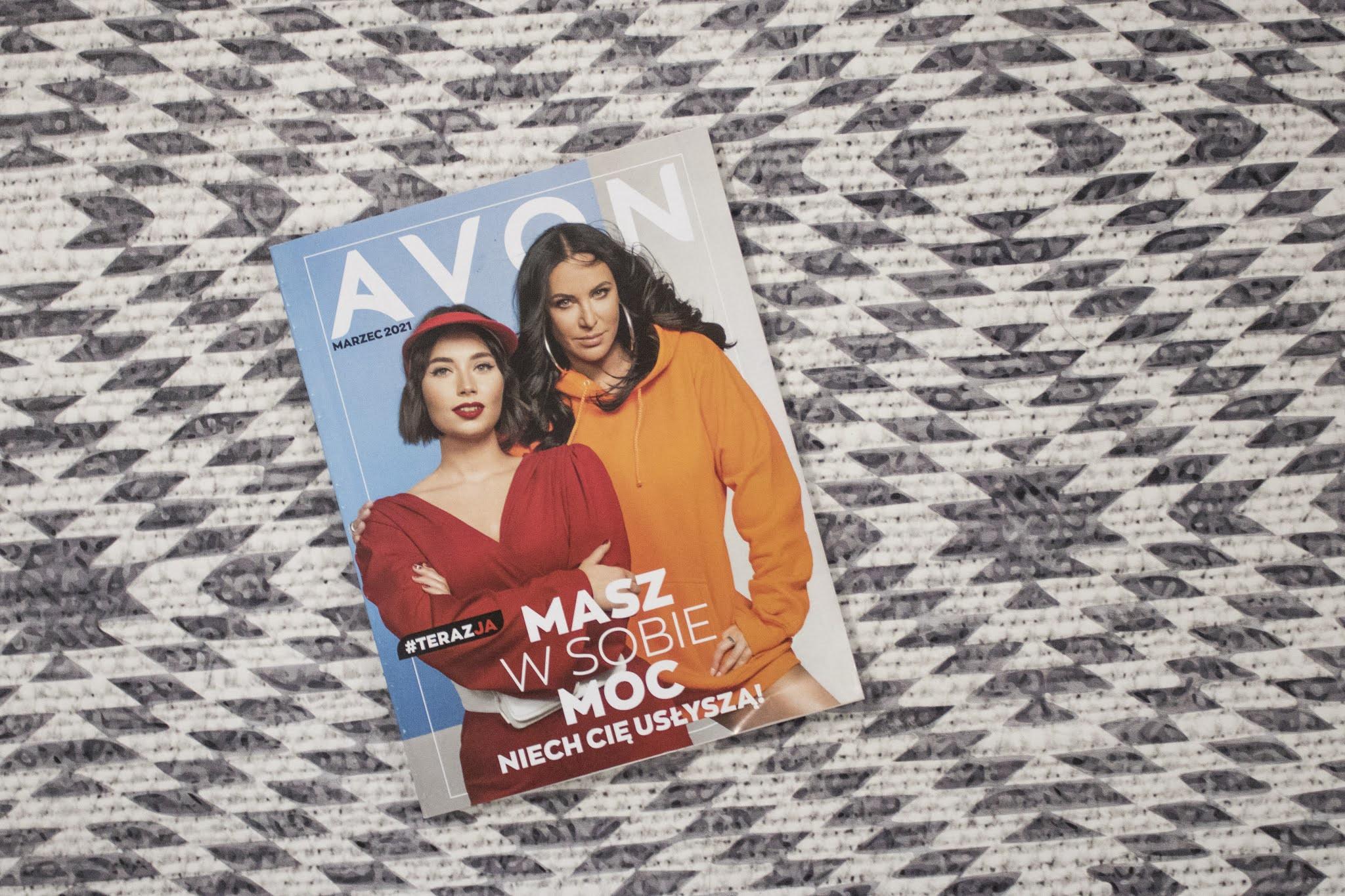 Katalog Avon marzec 2021