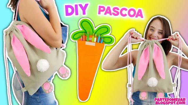 DIY DE PASCOA