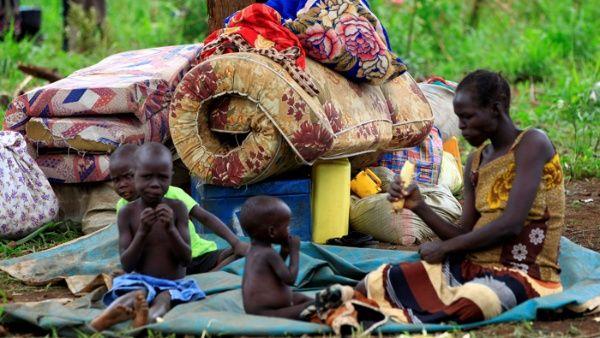 Cuatro millones de desplazados en Sudán del Sur, según ONU