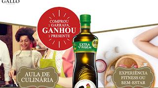 Promoção Azeite Gallo
