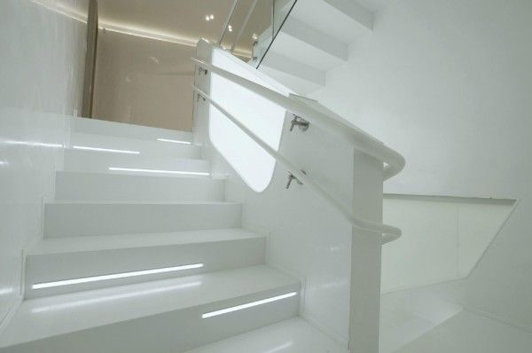 design staircase for small space