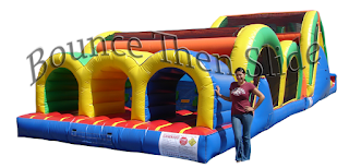 inflatable obstacle course rentals in Phoenix