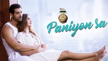 PANIYON SA LYRICS – Satyameva Jayate | Atif Aslam, Tulsi Kumar