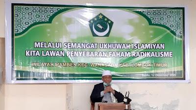 Yayasan Maraqitta'limat Ajak Santri dan Jamaah Lawan Faham Radikalisme