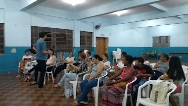 Noite de Formação - Campos Gerais/MG