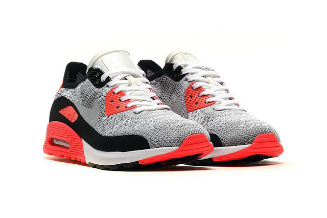 Nike Air Max 90 Flyknit OG Infrared