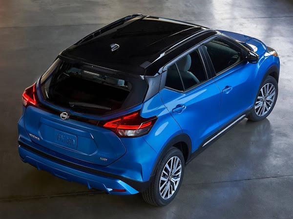 Novo Nissan Kicks 2021 tem preços e consumo divulgados