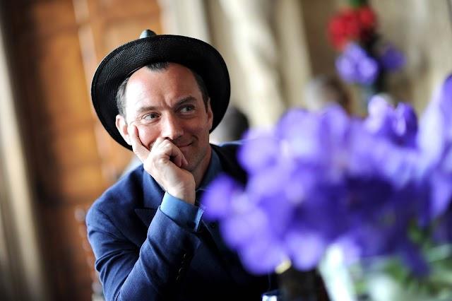 Jude Law játssza Hook kapitányt az új Pán Péter-filmben