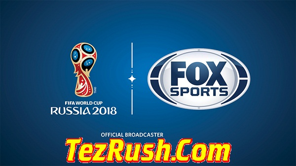 FOX Sports HD FIFA Feed Latest Biss Key Frequency 2018 Logo TezRush