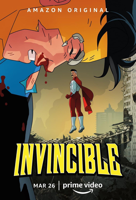 Invencible, de Amazon Prime Video