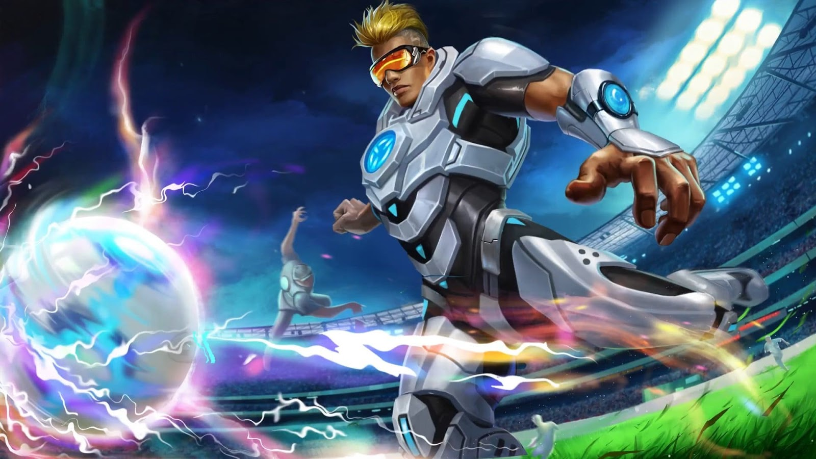 Wallpaper Bruno The Protector Skin Mobile Legends Full HD for PC