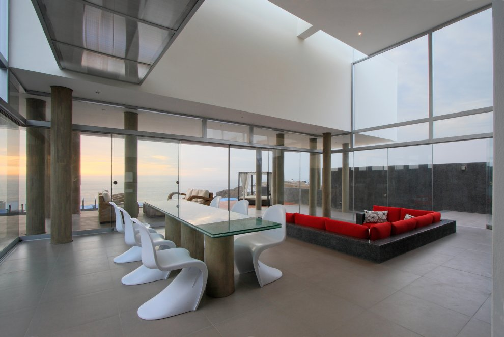 Casa Q By Longhi Architects ARCHITECTURE AND INTERIOR DESIGN