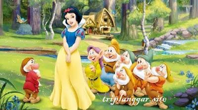 Cerita Singkat Snow White / Putri Salju